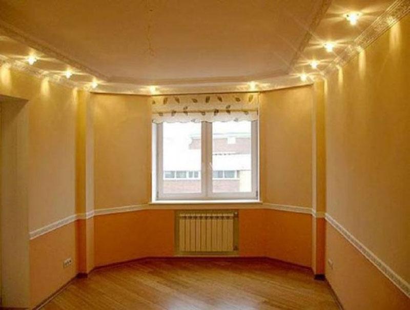 Ремонт квартиры 37 кв м в Казани: цена ремонта