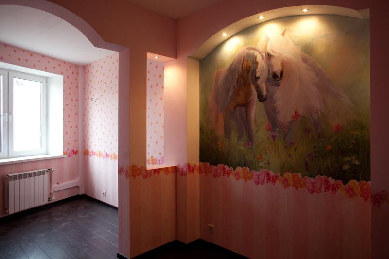 Ремонт детских комнат в воронеже отзывы, цены, фото от компа.